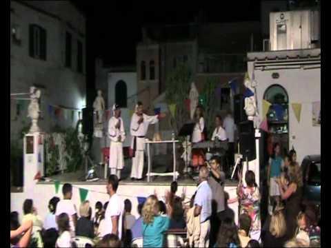 La Canzolata - La Tombola Cantata da Gaetano Maschio - Sesta Parte
