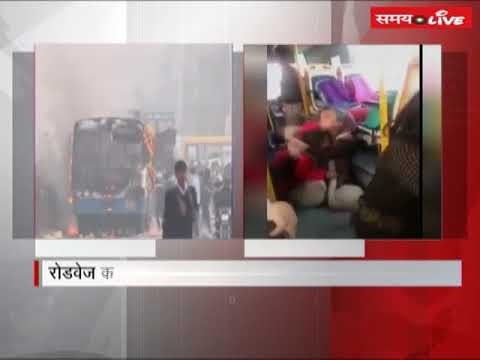 Despite the Supreme Court order, violent protests of Karni Sena in many states