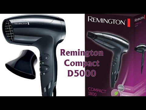 Uscator de par Remington Compact 1800