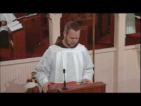 Daily Catholic Mass - 2018-02-14 - Fr. Mark