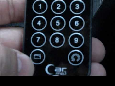 Car MP3 Player FM Transmitter USB PenDrive And SD/MMC Slot extension