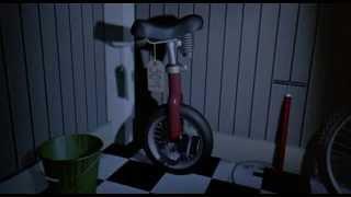 Il sogno di Red  Cortometraggio PIXAR 1987