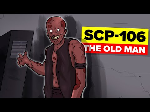 SCP-106 - The Old Man Escape (SCP Animation & Story)