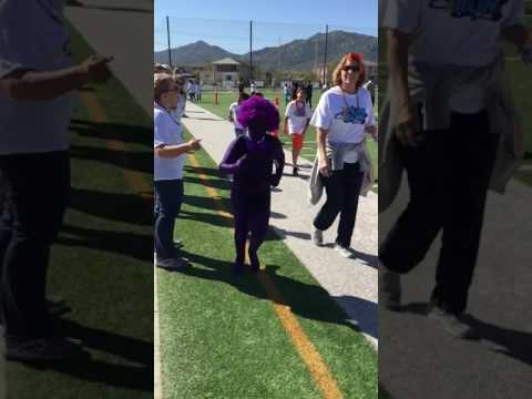 Purple Morphsuits 5th Grade Jogger