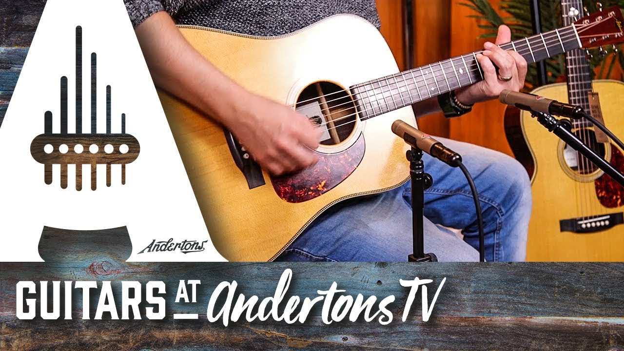 Atkin D37 Dreadnought Acoustic Guitar
