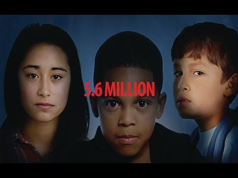 This PSA shows that millions of today's children will ultimately die early from smoking if we don't do more to reduce current smoking rates.