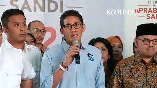 Download Video Sandiaga Uno : Perjuangan Prabowo-Sandi Bukan Perjuangan Menang atau Kalah MP3 3GP MP4