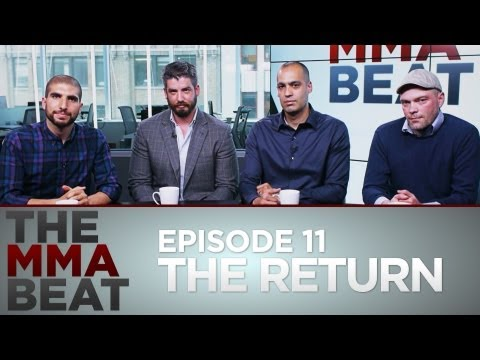 mma - In this episode of the MMA Beat, the group discusses Anderson Silva's fine, Shane Carwin's legacy, MMA gloves, and much, much more. Photo credits: Esther Lin...