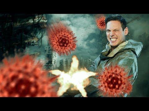 Дождь из вирусов - DomaVideo.Ru
