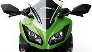 7. Kawasaki Ninja 300: Exciting new bike with great looks and power! Impressive new design and clutch!