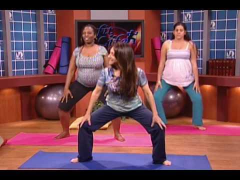 Prenatal Yoga Exercise with Debra Geymayr