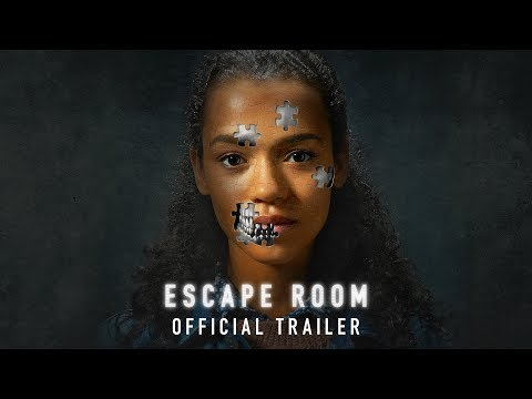 Trailer film Escape Room