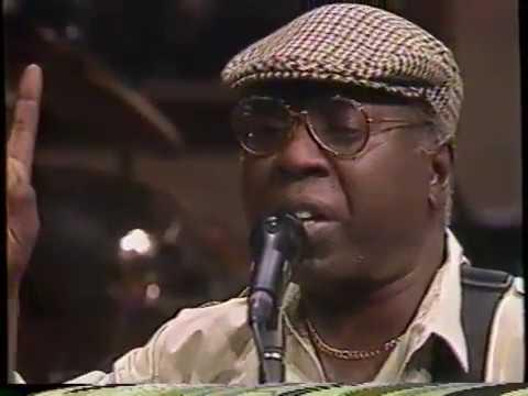 Curtis Mayfield - Pusherman [Sunday Night Live 1989]