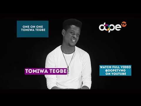 I Had To Quit Acting Because I Had So Many Grammy Awards - MTV Shuga Actor, Tomiwa Tegebe (Wasiu)