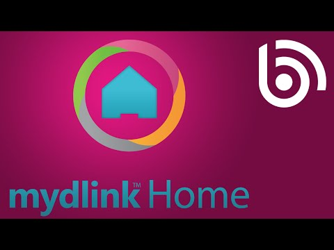 mydlink Home App