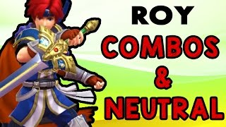 [My Smash Corner] Roy Combos & Neutral ft. Ryo