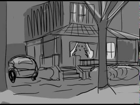 Pink Nightmare Animatic
