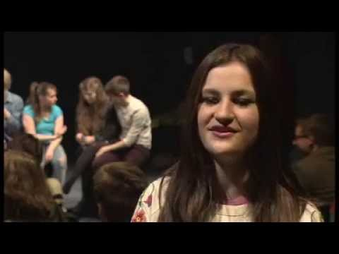 A group of entrepreneurial Fixers, who are out of work in Norwich, have grouped together to form their own theatre company, providing work experience for other unemployed people in their area.  This story was shown on ITV News Anglia in June 2013.