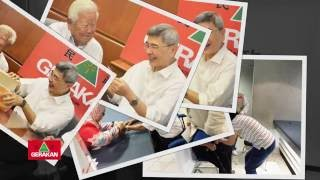 20160716 YB Mah: Mahathir form new party for personal political goal