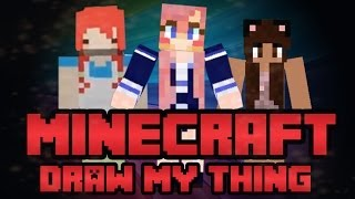 MLG PRO ART Y0 | DRAW MY THING | Minecraft Mini-game