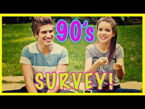 survey - WATCH PART 2: http://www.youtube.com/watch?v=yDvASrP-mA0 SUBSCRIBE TO INGRID: http://www.youtube.com/missglamorazzi PREVIOUS VIDEO: http://www.youtube.com/wa...