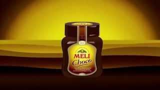Meli Choco spread - animation