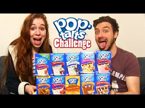Video POP TARTS CHALLENGE en Couple ! download in MP3, 3GP, MP4, WEBM, AVI, FLV January 2017