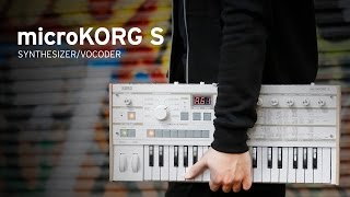 Download Lagu MicroKORG S: Shape Your Sound, Bring It Anywhere Mp3