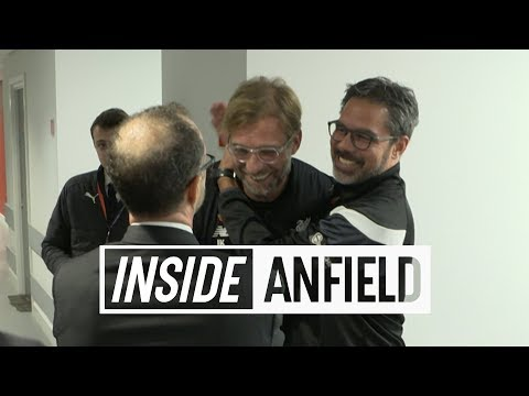 Inside Anfield: Liverpool 3-0 Huddersfield Town | TUNNEL CAM