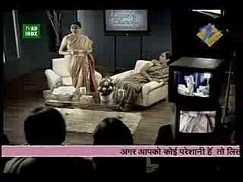 Laxmi Chachi's Underwear Ad!
