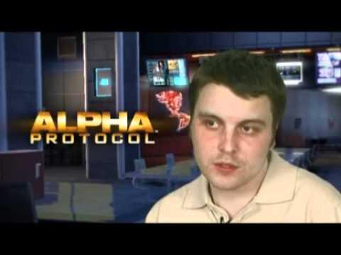 Икона видеоигр: Alpha Protocol Часть 1