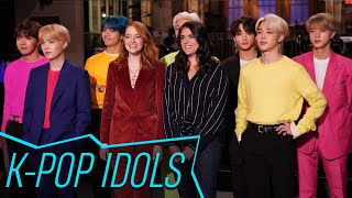 Video BTS' 'SNL' Appearance: Everything We Know | Access MP3, 3GP, MP4, WEBM, AVI, FLV Juli 2019