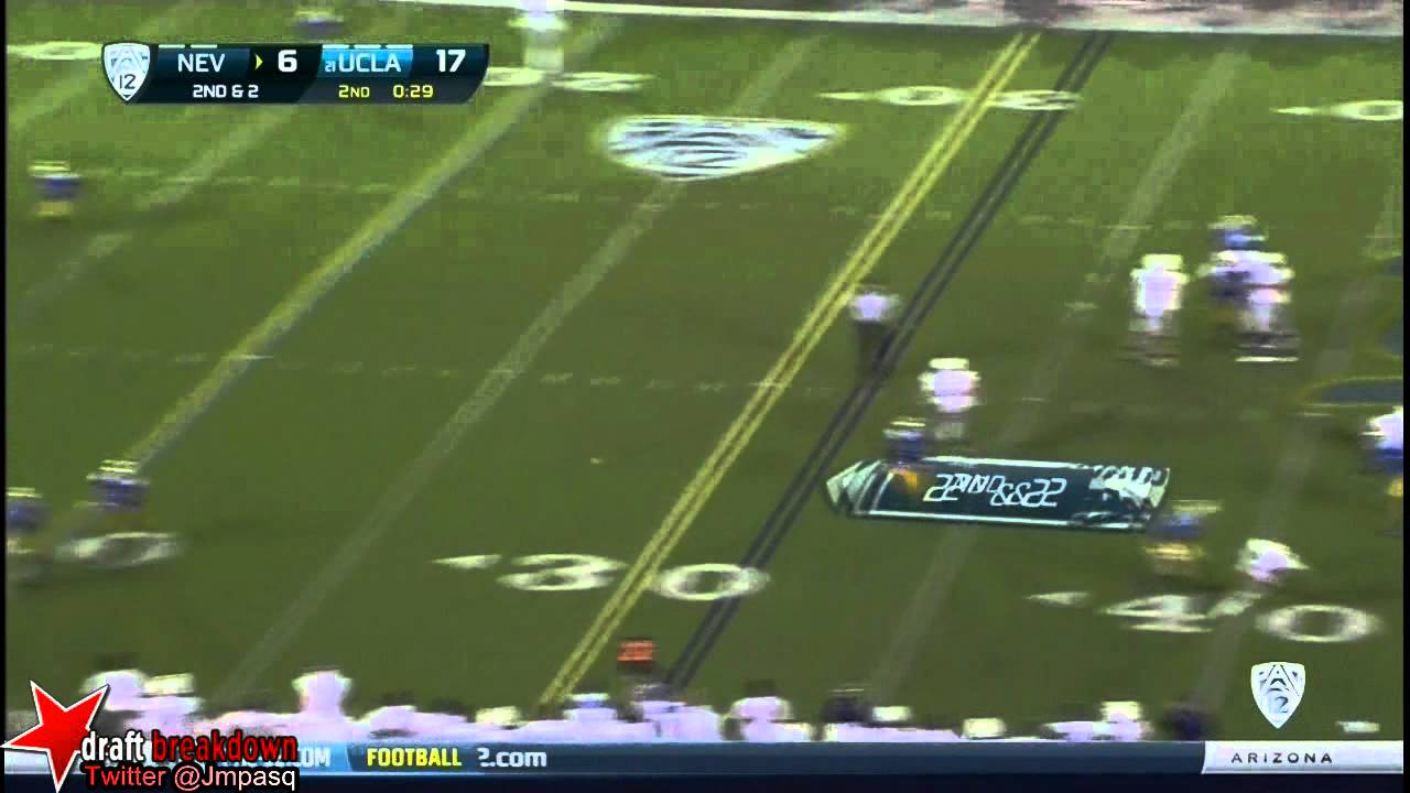 Anthony Barr vs Nevada (2013)