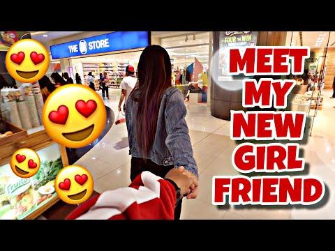 MEET MY NEW GIRLFRIEND!