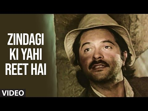Zindagi Ki Yahi Reet Hai latest hindi Video from Hindi movie Mr. India
