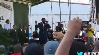 Jay Electronica brings out Mac Miller, J. Cole, Jay-Z, and more @ The Brooklyn Hip Hop Festival 2014