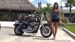 1. Used 2008 Harley Davidson Sportster Roadster Motorcycles for sale - Plant City, FL