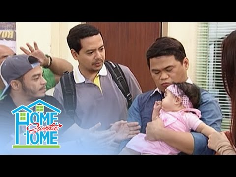 Home Sweetie Home: A cute visitor