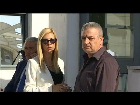 Ενταση στη δίκη για την δολοφονία της Δώρας Ζέμπερη