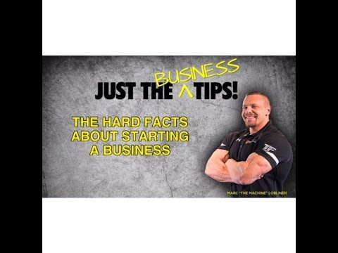 Just The Business Tips 6 | Starting Your Own Business