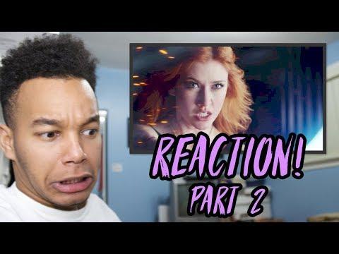 "Shadowhunters Season 1 Episode 4 ""Raising Hell ""REACTION! (Part 2)"