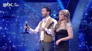 Arab Idol - حصرياً دويتو برواس وعبد الكريم - عربي كردي