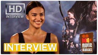 Was Irina Shayk's boyfriend Ronaldo jealous of The Rock? | Hercules Interview
