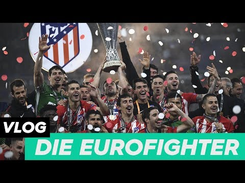 EUROPA LEAGUE FINAL: OLYMPIQUE MARSEILLE - ATLÈTICO MADRID!