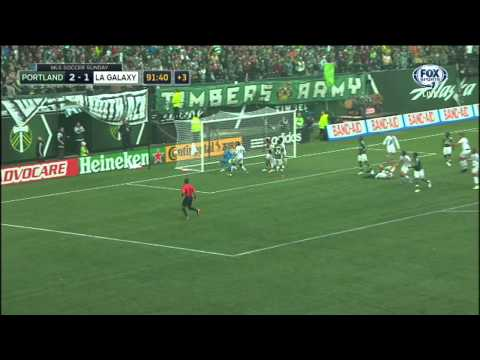 """Video: Alan Gordon on Timbers' draw: """"To come back and get a point is huge for us""""   POSTGAME"""