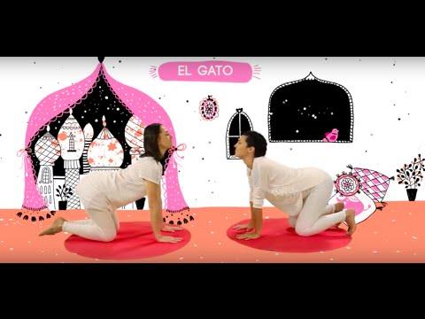"""YOGIC / Yoga para niños - Cápsula """"La Alfombra Mágica de la Meditación"""""""