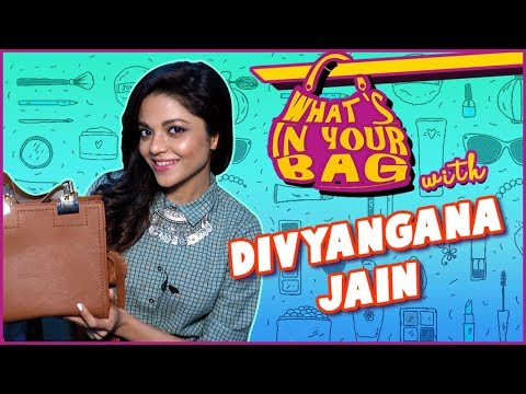 Divyangana Jain aka Kosha Handbag Secret Revealed