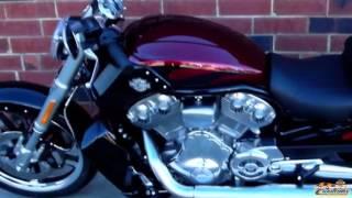 7. Harley-Davidson V-Rod Muscle 2016 Charlotte NC (704) 847-4647 Red