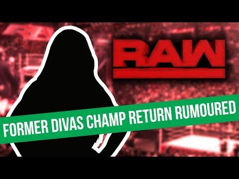 Former WWE Divas Champion Rumoured For Raw Return | Lucha Underground Season 4 Confirmed