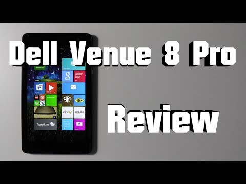 Dell Venue 8 Pro Review - Windows 8.1 Budget Tablet done right!